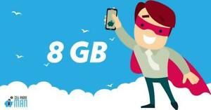 $56 for 8 GB LTE DATA - The original Cellphone Man by Tony