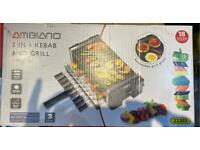 3 in 1 Kebab And Grill Cooker