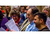 ** Photographer required to photograph community choir rehearsal **