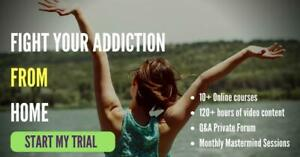 Fight Addiction From Home - Use The Sobriety Success Method Today Stop smokin,g,Stop Drinking Be FREE