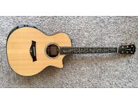 Taylor ps14ce Acoustic Guitar / Cocobolo (Martin, Gibson, Guild PRS)