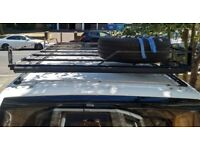 Mercedes Vito (w638) Heavy Duty Steel Roof Rack
