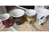 COLOURFUL! MUG SELECTION!!! ONLY £4!! GREAT STYLE & MODERN LOOKING Mugs! ONLY £4!!!