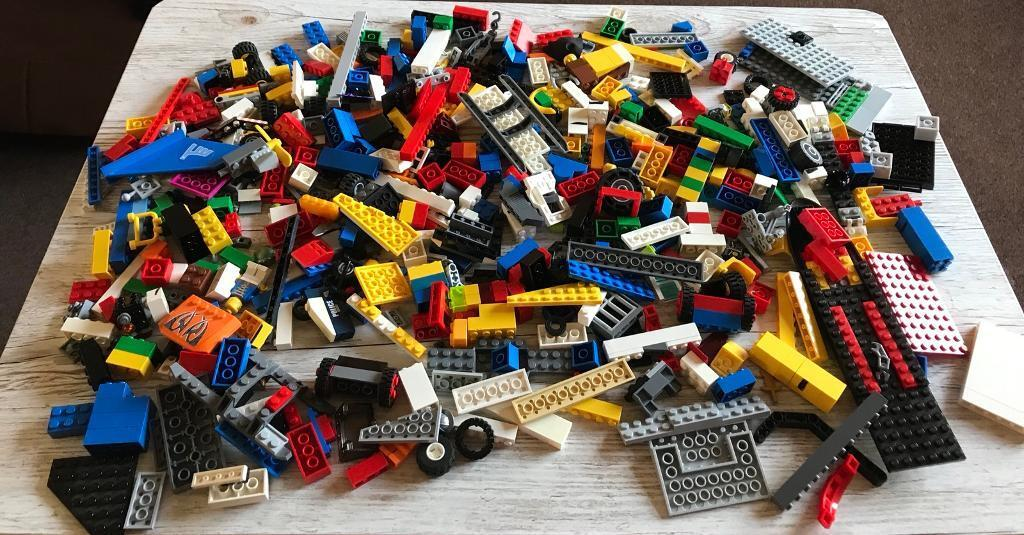 Mixed Lego 1 kg bags