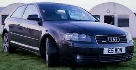 Audi a3 Sline 2.0 TDI sport