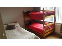 Host Family Twin or triple room available July and August Half Board