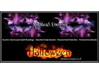 Spiritual-Energies - Clairvoyant Psychic Readings & Paranormal Supplies