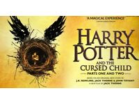 Harry Potter and the Cursed Child (Part 1 & 2) - London - 21 Feb 18