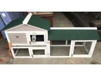 Rabbit hutch villa
