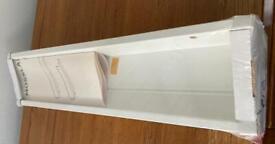 IKEA Mosslander White Shelf 55cm