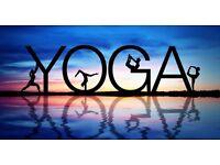 Gentle Vinyasa Flow Yoga Class - Everything Thursday @ 6pm