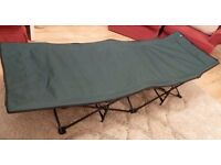 MAC Sports Steel folding Camp Bed