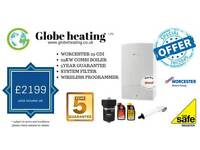 Boiler Offer Globe Heating