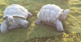Stone large tortoise £35 very heavy