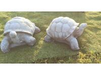 Stone large tortoise £35 very heavy