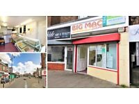 Former Café/Sandwich Shop | A3 LICENSE | Busy Street | POPULAR LOCATION | The Green, Sunderland C643