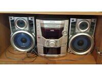 Panasonic SA-AK210 Stereo System