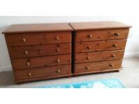 Heavy Pine Drawers