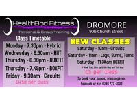 Fitness classes / Gym