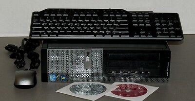 Dell Optiplex 7010 Desktop Core i3  3.3GHz 3rd Gen 4GB 250GB DVD/RW  Win 7 Pro