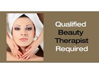 Beauty therapist, must be qualified in acrylic nails tinting waxing shellac