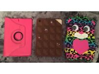 iPad mini case covers x3