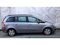 PCO 2009 (58) Reg Vauxhall Zafira for sale