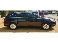 Vauxhall Astra j estate 1.7 cdti breaking parts