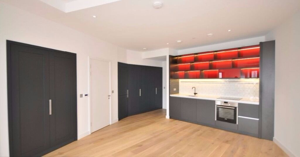 Brand New One Bedroom Flat To Rent In Java House London City Island 47 Hope