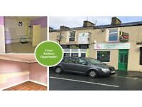 A5 HOT FOOD SHOP | Busy Area | IDEAL START / RELOCATING BUSINESS | Brennand Street, Burnley | C950