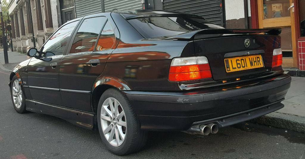 Bmw E36 316i Saloon Black M3 Specification In Manor Park London