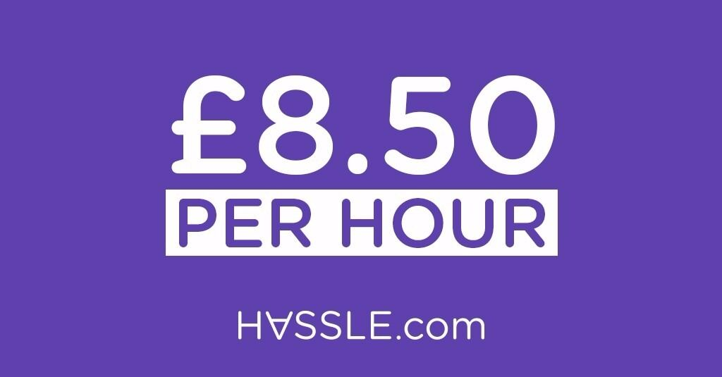 Looking for well paid, flexible cleaning work in Leicester? Start now and earn up to £300 pw