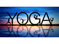 FREE Vinyasa flow lunch time yoga class