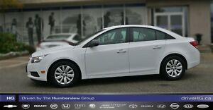 2011 Chevrolet Cruze LS||PWR GROUP|LOW KM| KEYLESS ENTRY|