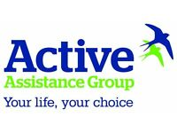 Live-in Personal Healthcare Assistants / Support Workers - Hook
