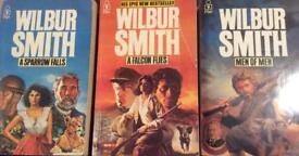 Wilbur Smith - A Sparrow Falls / A Falcon Flies / Men Of Men
