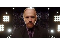 2 x Tickets to see Louis CK on the 12th August at the SSE Arena, Wembley (£55 each)