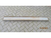 Steel RSJ 161.6 cm unused (ordered wrong size)