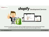 Shopify Development Services & eCommerce Web Design