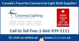 LED Light Bulbs - We Sell Commercial Quantities Only