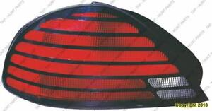 Tail Lamp Passenger Side Se High Quality PONTIAC GRAND AM 1995-2005