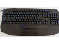 Roccat Ryos MK Glow Full-Size Mechanical USB Gaming Keyboard Key Illumination