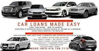 CAR LOANS MADE POSSIBLE