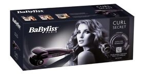 Babyliss curl secret hair styling tool