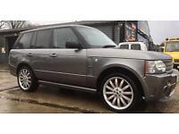 Range Rover Vogue (Graphite Overfinch )