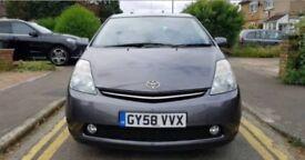 "LOW MIL Toyota Prius 1.5 T3 CVT 5dr ""full service l'sat nav' rear cam' park sens'"