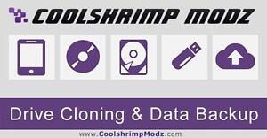 Drive Cloning & Data Backup Service (Brampton) - ***Same-Day Service***