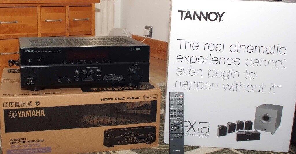 Yamaha / Tannoy Cinema Sound System