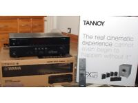 Yamaha / Tannoy Cinema Sound System
