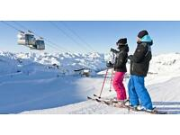 Val Thorens holiday for two people!